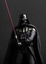 Сумасшедший Игрушки Star Wars 7 Сила Пробуждается 12 «дарт Вейдер ПВХ Фигурку Коллекционная Модель Игрушки 30 см Дарт Вейдер Модель