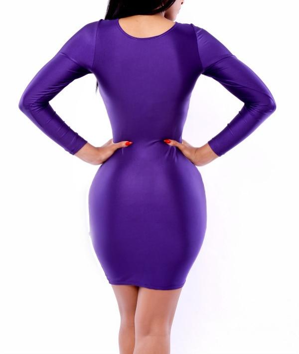 Spandex dress sexy