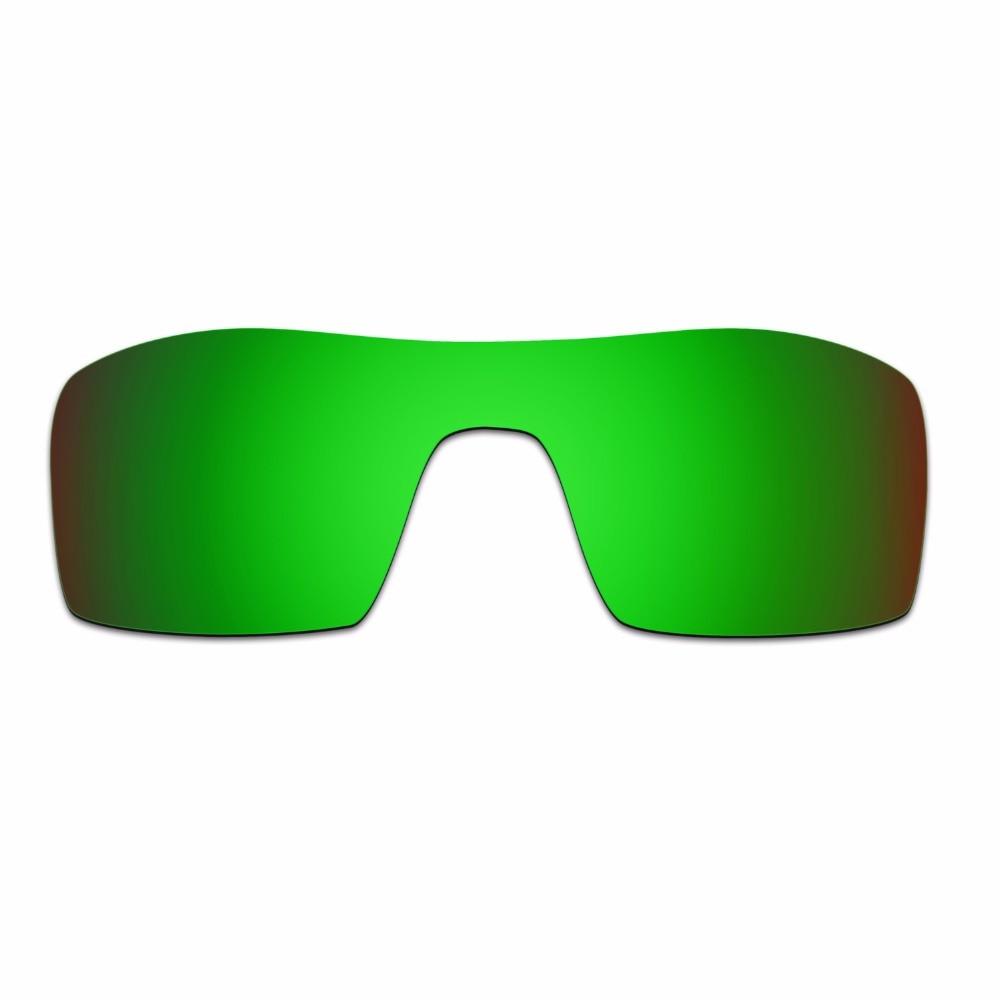 Lunettes de soleil Hkuco vert émeraude homme O8aNjD