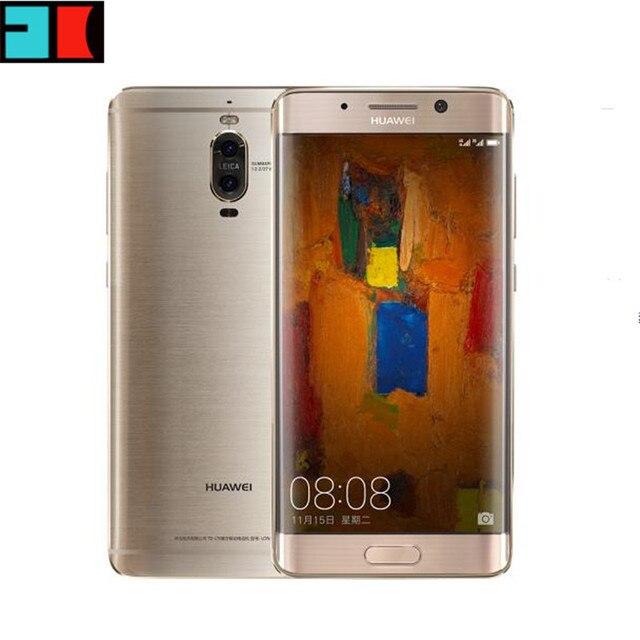 Original Huawei Mate 9 Pro Android 7.0 Cell Phone 2K Screen Kirin 960 Octa Core 4GB RAM 64GB ROM 5.5 inch Dual Rear Camera LTE