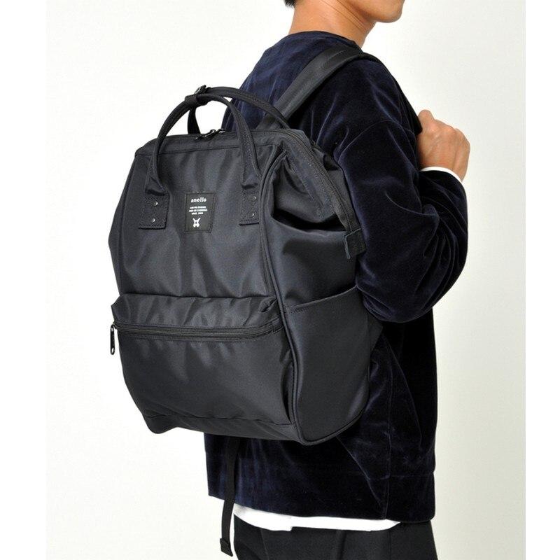 Japan And Korean Style Women Ring Backpack Oxford Waterproof College Bagpack Nylon Anti-theft Laptop Backpack