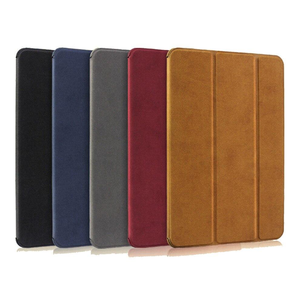 For IPad Pro 12 9 2017New Smart Case Original Brand Ultra Slim Intelligent Flip PU Leather