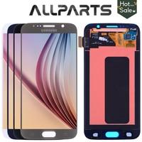 Original 5 1 Super AMOLED LCD For SAMSUNG Galaxy S6 LCD Display G920 SM G920F G920F