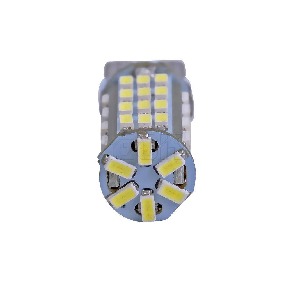 2PCS / LOT T10 led strobe բարձրորակ Strobe flash w5w LED - Ավտոմեքենայի լույսեր - Լուսանկար 2