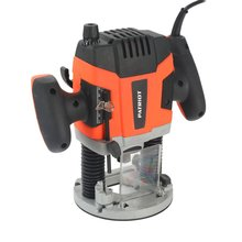 Фрезер электрический PATRIOT ER 130 (Мощность 1300 Вт, количество оборотов 11000-28000 об/мин, цанга 6-12мм, ход фрезы 55мм, защитный экран, возможность подключения к пылесосу )