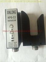 U tipo de interruptor elétrico KPS C2 olho elétrico borda fotoelétrico detector PS C2 tipo sensor fotoelétrico correção de borda do sulco|Sensores ABS| |  -