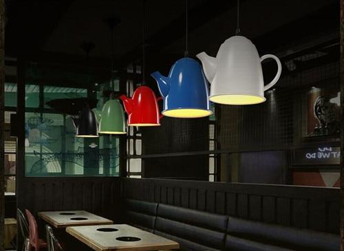 Teiera novità edison loft industriale dell annata lampade a