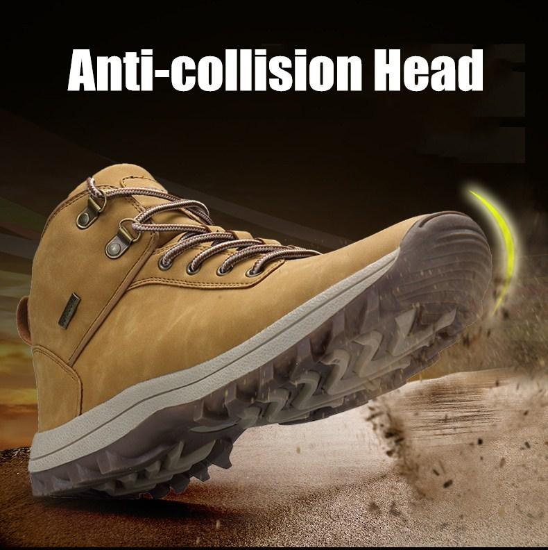 High Quality brand hiking shoes