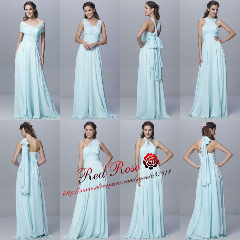 Diffe Styles Of Bridesmaid Dresses