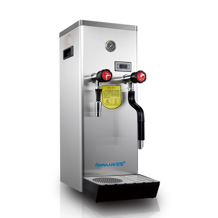 freeship 8L Commercial Stainless Steel Steam Water Boiler, Espresso ...