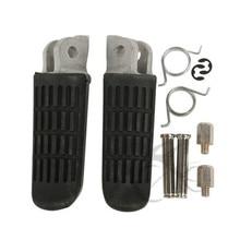 Motorcycle Front Footrests Footpegs Foot For Honda CB400 SF CB600 Hornet 600 CB919F VTR1000F VFR800 XL1000V Varadero 250 CB500