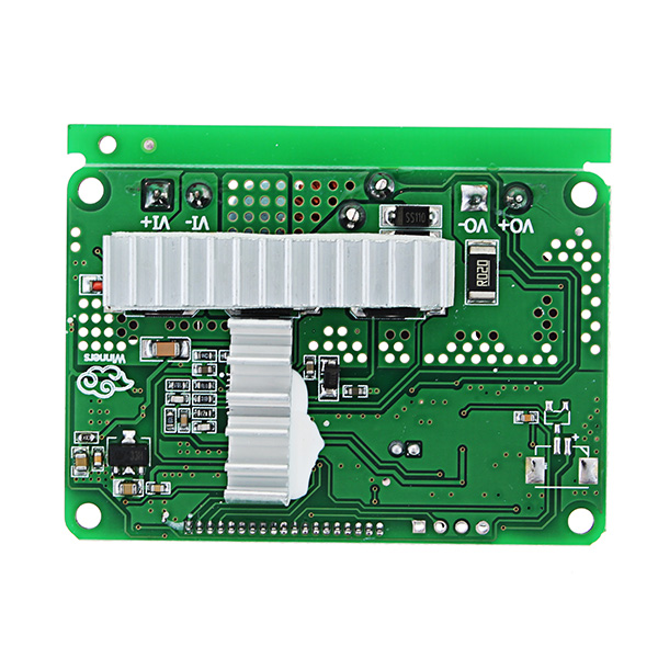 7A DC 60V Adjustable Step Down Regulator NC Power Supply Module Current Voltage Meter Buck Module LCD Display New