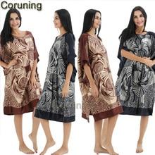 RB061 2017 Brand New Summer Home Clothing Pregnant Nightdress Women's Nightgown Silk Rayon Bathrobe Dress Kimono Gown Sleepwear