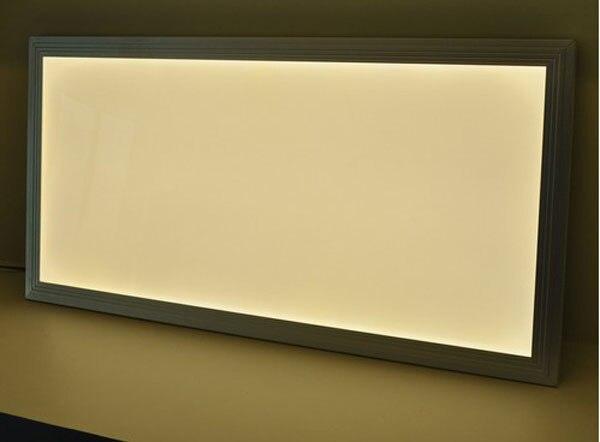 3000 k 6000 k 300x1200 1 4ft mm 2600lm 36 w led escritorio teto quadrado lampada