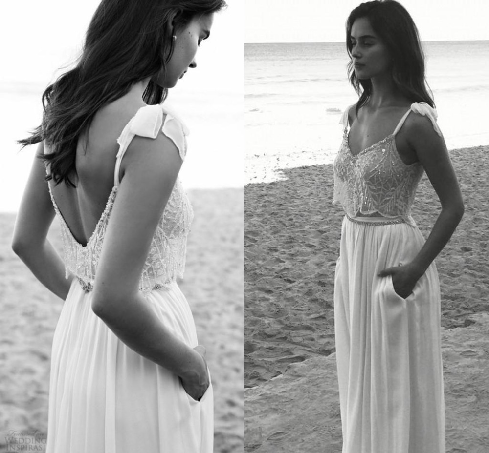 super stylish two piece wedding dresses two piece wedding dress 22 Super Stylish Two Piece Wedding Dresses