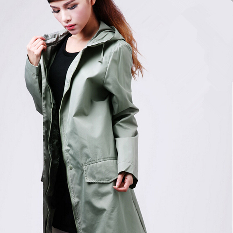 Womens Long Raincoats Promotion-Shop for Promotional Womens Long