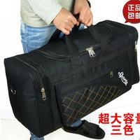 Large Capacity Travel Bags Men Women Waterproof Shoulder Travel Duffle Bags Oxford Cloth Big Travel Handbag