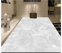 3D Photo Wallpaper Custom 3d Floor Painting Wallpaper Hotel Room Marble Stone 3 D Floor Tile
