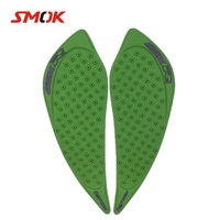 Motorcycle Motocross Motor Moto Rubber Decals Tankpad Tank Pad Protector Stickers For Suzuki GSXR 600 750 1000 2009 2012