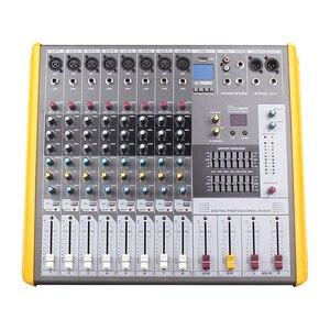 Image 3 - NTBD, сценическое функционирование, стиль хип хоп, дорога 6/8/12, с эффектом балансировки, профессиональный микшер, беспроводной микрофон