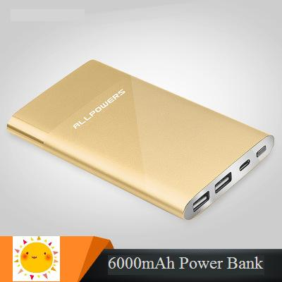 Mobile Phone charger <font><b>6000mAh</b></font> <font><b>Power</b></font> <font><b>bank</b></font>. .Dual USB Output High Quality Fast charger Charger Suit for Iphon <font><b>Xiaomi</b></font> Huawei etc image