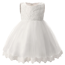 Vintage Lace Baby Girl Dress