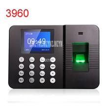 Punch-Card-Machine Fingerprint Attendance 3960 5v