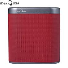 NUEVA iDeaUSA W205 4100 mAh Mini WiFi Inalámbrico Bluetooth Altavoz Subwoofer Bass Altavoces de Sonido de Alta Fidelidad Reproductor de Música Inteligente DLNA Airplay
