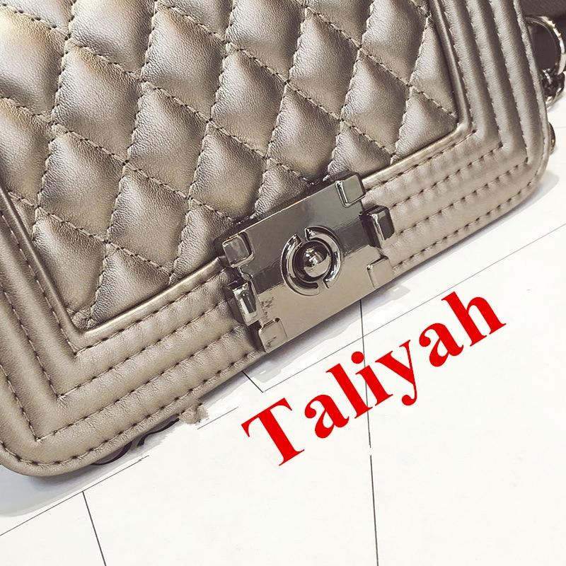 taliyah 2017 bolsas de luxo Estilo 1 : Women Bag