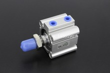 ACQ32*30-B type,  Airtac Type Aluminum alloy thin cylinder,All new ACQ32-30-B Series 32mm Bore 30mm Stroke