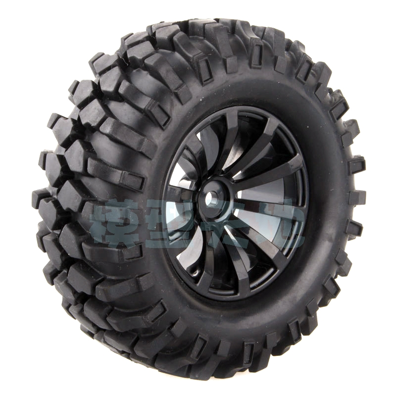 4pcs/lot 1.9 Simulated Climbing Tire Cc01 D90 Super Grip 96mm Tires