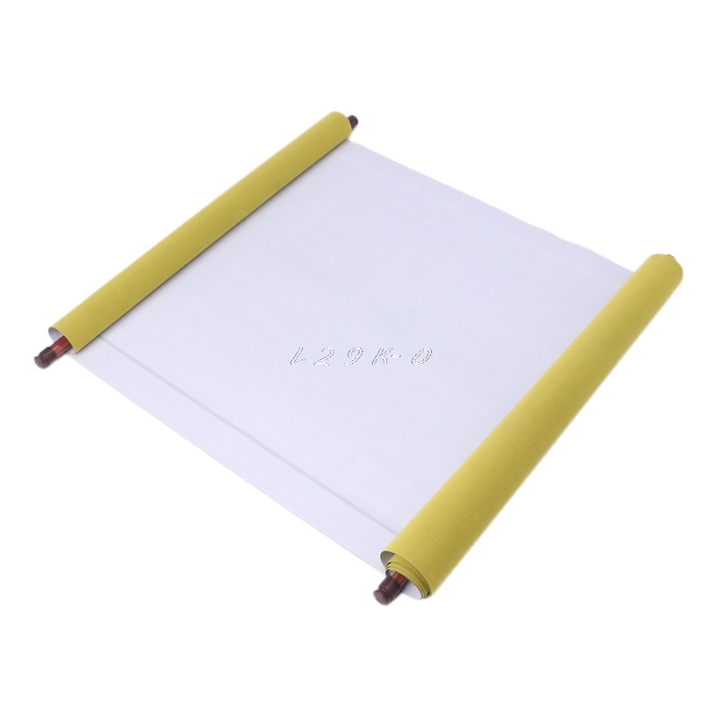 2pcs Reusable Chinese Magic Cloth Water Paper Calligraphy Fabric Book Notebook 1.5m