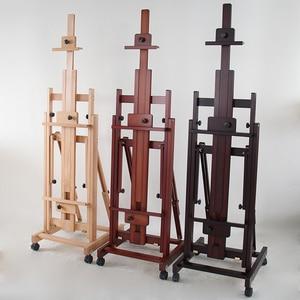 Image 3 - Сервиз из твердой древесины двойного назначения, масляная акварельная картина для художника
