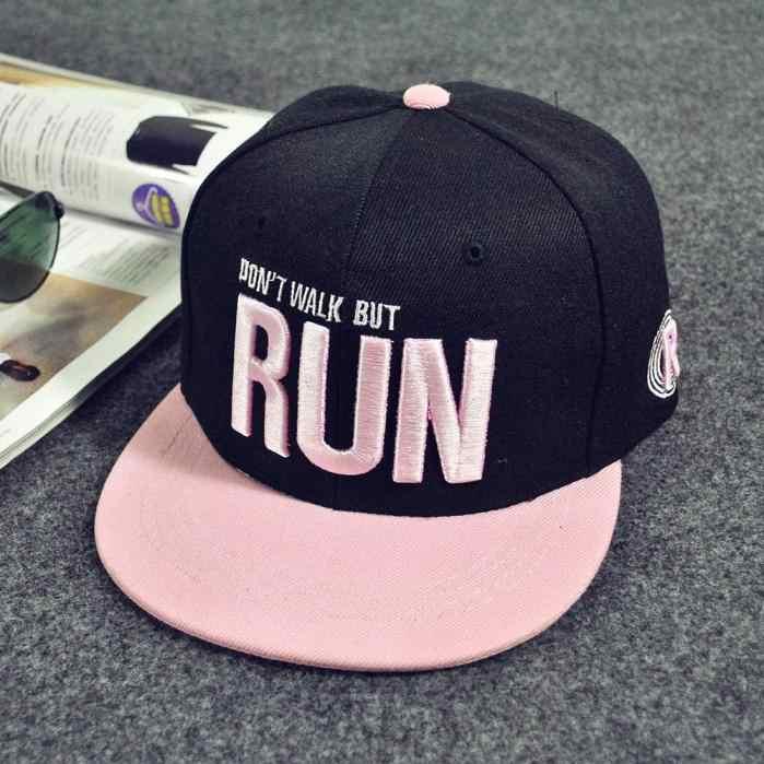 Beyzbol şapkası Unisex Çift Kapaklar Kadın Erkek nakışlı snapback şapka Kapaklar Erkek Kız Mektup Hiphop Şapka Ayarlanabilir beyzbol şapkası s