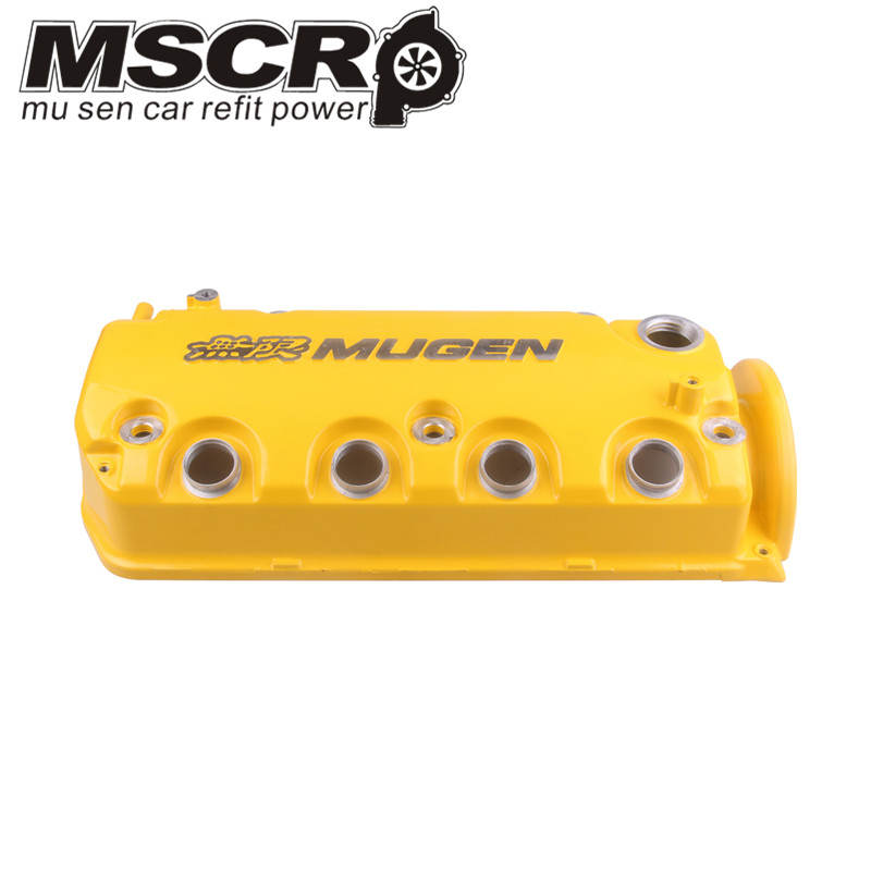 Image 2 - MUGEN Type R Rocker Valve chamber cover For Honda Civic D16Y8 D16Y7 VTEC SOHC-in Cylinder Body & Parts from Automobiles & Motorcycles