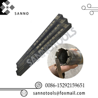 High quality professional brazed diamond core drill bit size 200mm X 15mm grindstone diamond grinding head