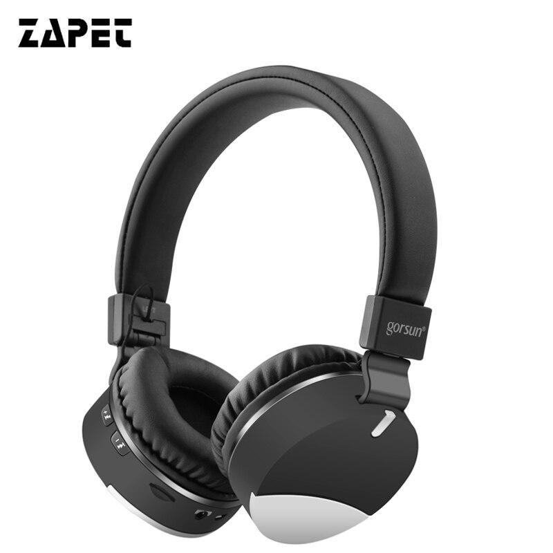ZAPET E86 Bluetooth Cuffia Sport Correre Senza Fili di Sostegno TF Card Con Il Mic Bass Stereo Auricolari Bluetooth