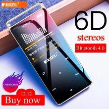 CHENFEC C01 Metal MP3 çalar Bluetooth 16GB müzik çalar spor MP3 FM kaydedici FM Video ses çalma noel MP3 hediye kol bandı