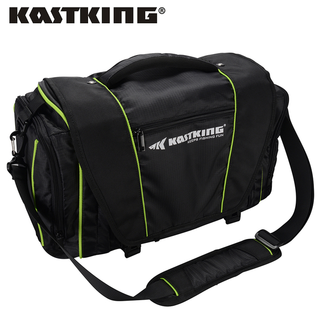 Kastking Waterproof Fishing Bag Large Capacity Multifunctional Lure Tackle Pack Outdoor Waist Bags
