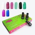 Hot Sale Clou Beaute Sonp 27 French Nails UV Gel Manicure Set UV Color Nail Gel Soak Off Gel Polish