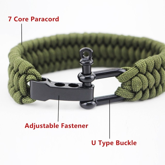 Survival Braided Rescue Rope 4