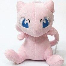 Новое поступление dex Mew плюшевые игрушки милые Mew Мягкие животные 16 см детский подарок