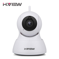 H VIEW 720P IP Camera CCTV Wifi Camera 1200TVL Camara IP H 264 Wifi Cameras Wifi