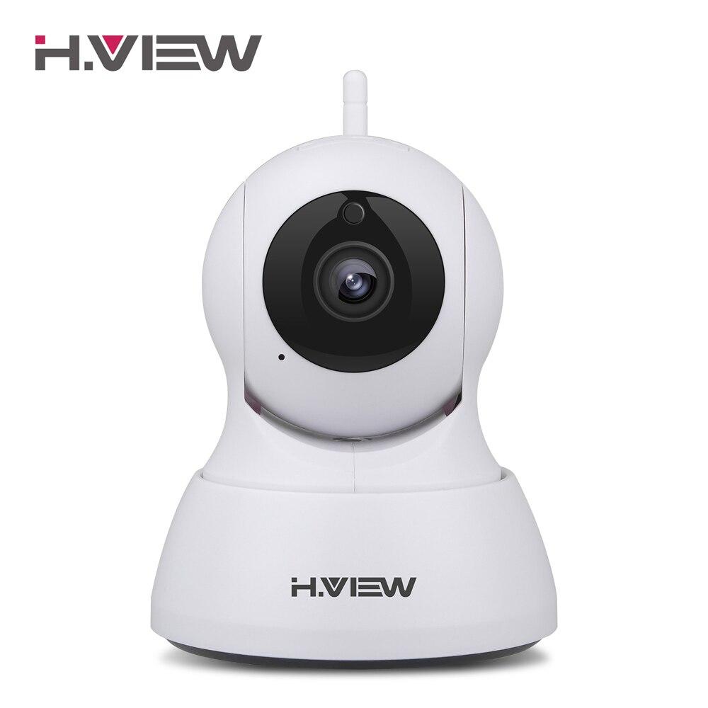 H. VIEW 720 P Cámara IP Wifi CCTV Cámara 1200TVL Camara IP Wifi H.264 Cámaras Wifi iPhone Android OS acceso Cámaras