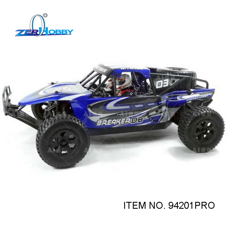 RC RACING CAR HSP PROFESSIONAL BREAKER 2.4GHZ 1/10 SCALE ELECTRIC POWERED BRUSHLESS 4WD OFF ROAD RTR TRUPY TRUCK MODEL 94201PRO hsp racing 94885e9 rtr bt9 5 e9 1 8 scale electric powered brushless motor 4x4 off road buggy 2 4g rc car lipo battery included