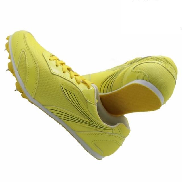 c6922152271 Outdoor sport Vrouwen Spikes Loopschoenen dames Lichtgewicht atletiek  running Training schoenen Nail Schoenen Voor Vrouwen sneakers