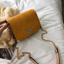 Vintage Crossbody Bags For Women 2019 High Quality PU Leather Luxury Handbags Designer Sac Ladies Retro Shoulder Messenger Bag