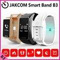 Jakcom b3 banda inteligente novo produto de acessórios como miband inteligente eletrônica 2 protetor de tela mi banda engrenagem fit2