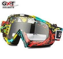 GXT Ski Snowboard Glasses Sun Protection Motorcycle Riding Goggles Motocross Off-Road Dirt Bike Downhill Racing Eyewear