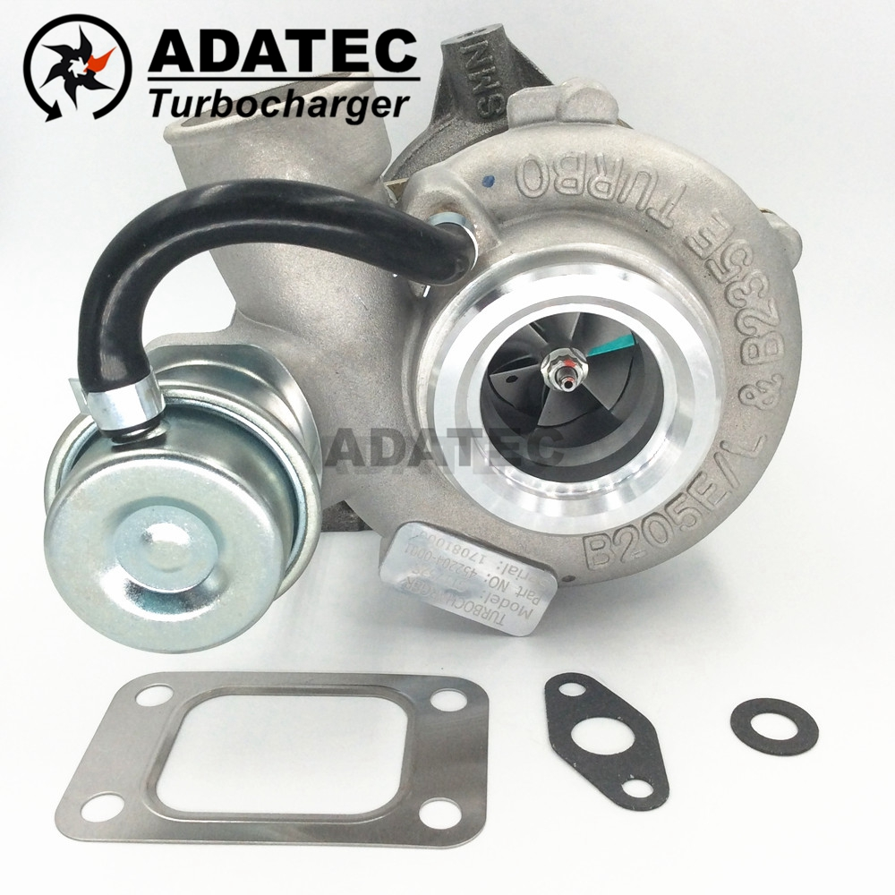 Garrett full turbo GT1752S 452204 turbocharger 9172123 9080290 4611349 55560913 turbine for SAAB 9-5 2.0 T B205E 170 HP turbine